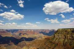 Grand canyon view. From south rom, arizona Royalty Free Stock Photos