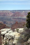 Grand canyon view Royalty Free Stock Photos
