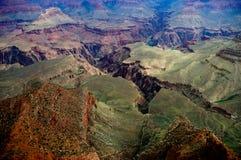 Grand Canyon view Stock Photos