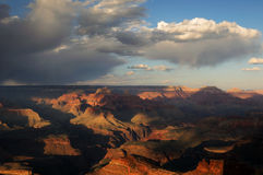 Grand Canyon View. Grand Canyon Valley View, South Rim, Arizona Stock Photography