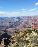 Grand canyon view. ! Royalty Free Stock Photography