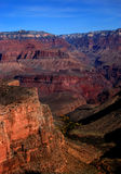 Grand Canyon, View of Indian Garden Royalty Free Stock Photography