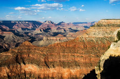 Grand Canyon View. View from Mather Point in the Grand Canyon Nation Park Royalty Free Stock Photo