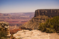 Grand Canyon View from Mohave Point Stock Images