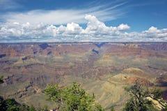 Grand Canyon View Stock Image
