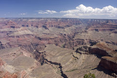 Grand Canyon, view from South Rim Royalty Free Stock Photo