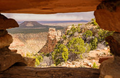 Grand canyon view Royalty Free Stock Photo