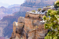 Grand canyon view Stock Image