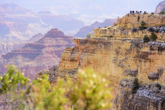 Grand canyon view Stock Images