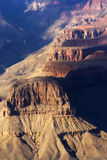 Grand canyon view sunset Royalty Free Stock Image