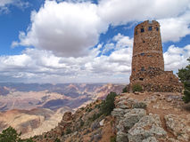 The Grand Canyon. Views of the canyon, the landscape and nature Royalty Free Stock Images