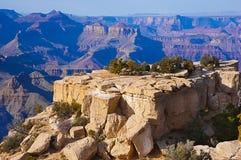 Grand Canyon vista stock photos