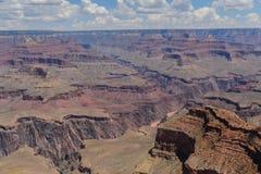 Grand Canyon von Hopi Point lizenzfreie stockbilder