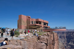 Grand Canyon West lizenzfreies stockbild