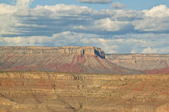 Grand Canyon west. View from the ridge of the west side of the grand canyon royalty free stock image