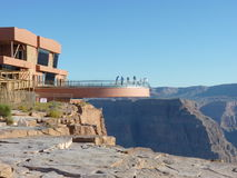 Grand Canyon West Royalty Free Stock Photography