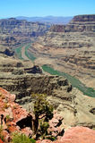 Grand Canyon West Rim Arizona Stock Photos