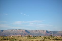 Grand Canyon West Rim in Northwestern Arizona Stock Images