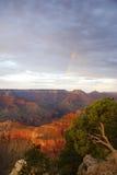 grand canyon widok Zdjęcie Stock