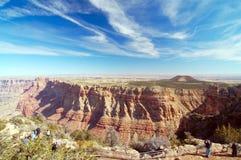 grand canyon widok Fotografia Stock