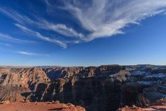 Free Grand Canyon Winter Stock Image - 24783821