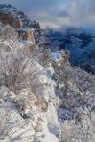 Grand Canyon Winter Royalty Free Stock Image