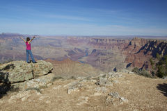 Grand Canyon Wonder Stock Image