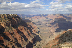 Grand Canyon from Yaki Point Stock Photography
