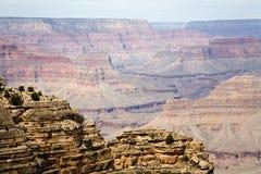 Grand Canyon -Yavapai Stock Photography