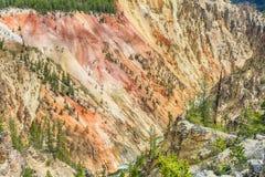 grand canyon Yellowstone obraz stock