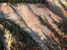Grand Canyon of the Yellowstone Stock Photography