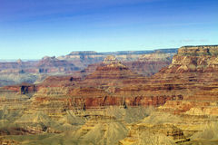 Grand Canyonansicht Stockfoto