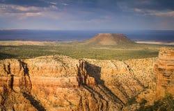 Grand- Canyonfarben Lizenzfreie Stockbilder