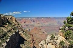 Grand- Canyonfelsen Lizenzfreie Stockbilder
