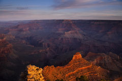 Grand Canyongryning Royaltyfri Bild