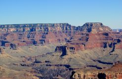 Grand- Canyonlandschaft Lizenzfreies Stockfoto