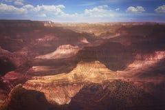 Grand Canyonnationalpark Royaltyfri Fotografi