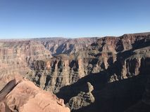 Grand Canyonnationalpark arkivbild