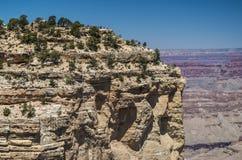 Grand Canyonnationalpark Arkivbild
