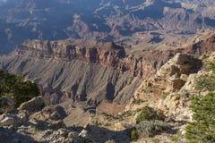 Grand Canyonnationalpark, Arizona royaltyfri foto