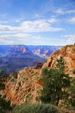 Grand- CanyonNationalpark, Arizona USA Lizenzfreies Stockfoto
