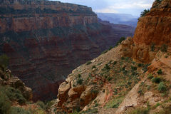Grand- CanyonNationalpark, Arizona USA Lizenzfreie Stockfotos