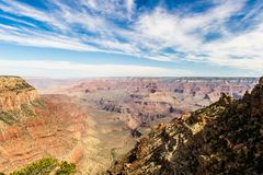 Grand- CanyonNationalpark, Arizona, USA Lizenzfreie Stockfotos