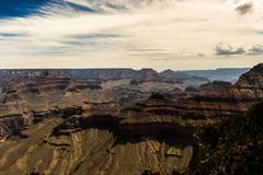 Grand- CanyonNationalpark, Arizona, USA Lizenzfreie Stockfotografie