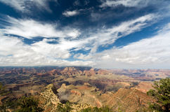 Grand- CanyonNationalpark-Landschaft Lizenzfreie Stockfotografie