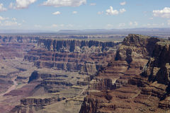 Grand- CanyonNationalpark in USA Stockfotografie
