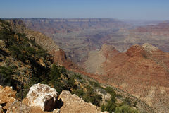 Grand Canyonnationalpark, USA Royaltyfria Foton