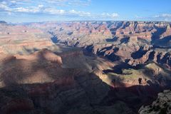 Grand- CanyonNationalpark, USA Lizenzfreie Stockbilder