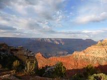 Grand- Canyonsüdfelge Lizenzfreies Stockfoto