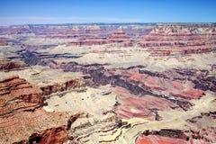 Grand- Canyonszenische Ansicht Stockbild